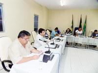 14º Sessão Ordinária da Câmara de Itapiúna