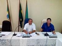 17º Sessão Ordinária da Câmara de Itapiúna